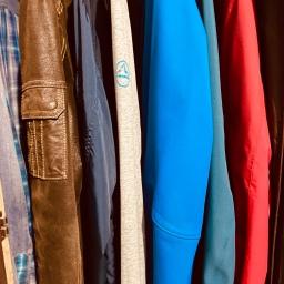 El minimalismo y la ropa.